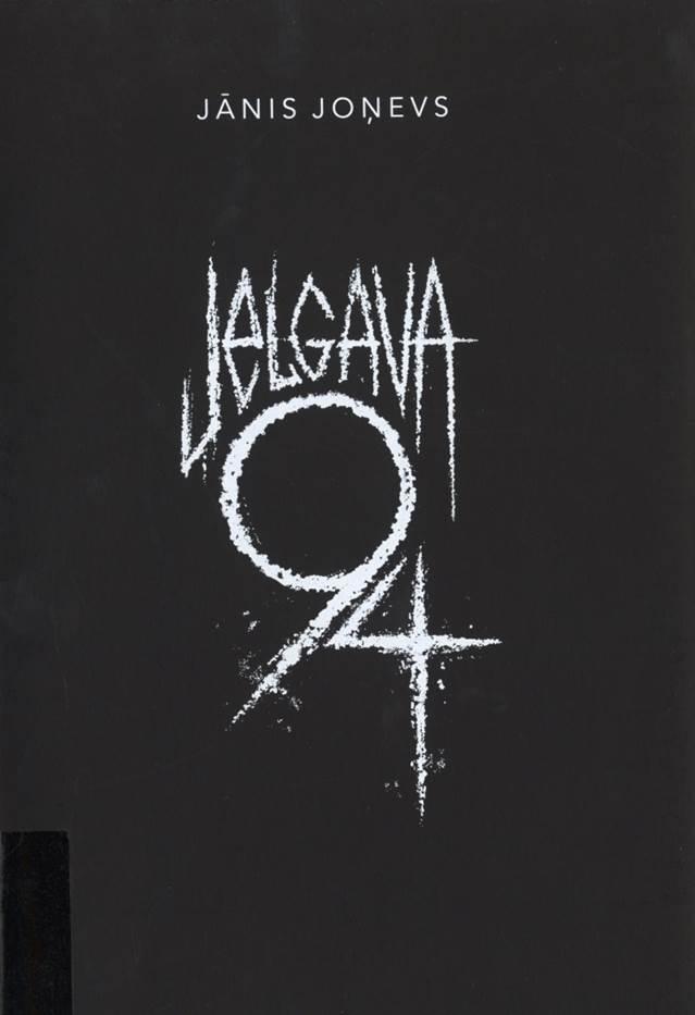 Jelgava 94 Book Cover